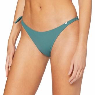 Skiny Women's Damen Bikini Brasiliano Slip Sea Shades Bottoms