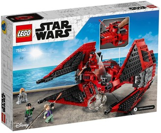 Lego Star Wars Major Vonreg's TIE Fighter