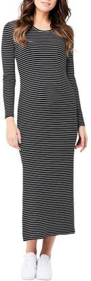 Ripe Maxene Stripe Dress