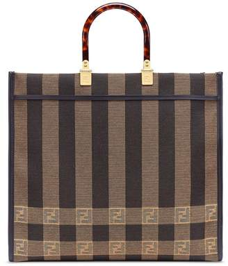 Fendi Sunshine Tote Bag