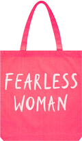 Accessorize Fearless Woman Shopper Bag