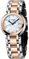 Longines Women's Two Tone Steel Bracelet & Case Swiss Quartz MOP Dial Analog Watch L81125876