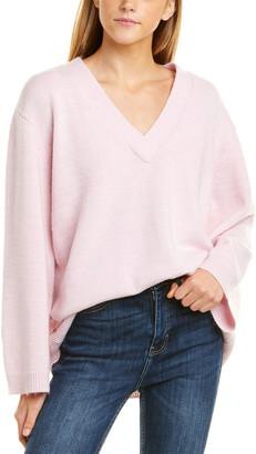 Demy Lee Fifi Wool & Mohair-Blend Sweater