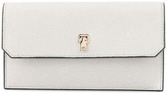 Valextra City zip-lock purse