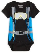 Infant Boy's Sara Kety Baby & Kids Scuba Boy Bodysuit