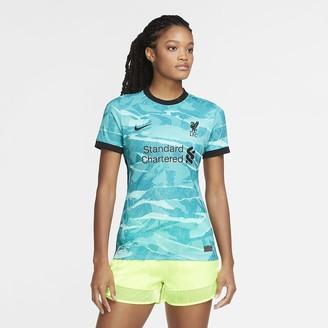 Nike Women's Soccer Jersey Liverpool FC 2020/21 Stadium Away