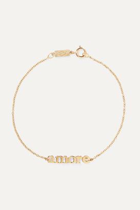 Jennifer Meyer Amore 18-karat Gold Bracelet