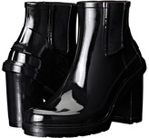 Hunter Original Refined High Heel Chelsea Women's Boots