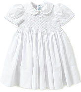Feltman Brothers Little Girls 2T-4T Diamond Embroidered Smocked Dress
