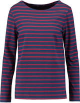 Petit Bateau Mariniere striped cotton-jersey top