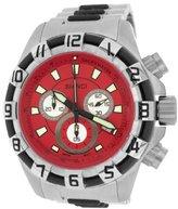 Roberto Bianci Men's 7064ttgun_red Pro Racing Watch