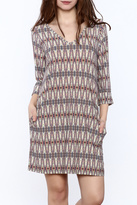 Viereck Lyfie Print Dress