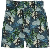 Stella McCartney Lucas Baby Palm Tree Bermuda Shorts