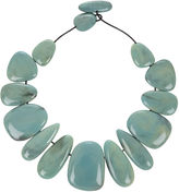 BCBGMAXAZRIA Oversized Bead Necklace
