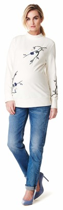 Noppies Women's Sweater ls Lexah Maternity Jumper