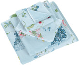 Pip Studio Hummingbirds Blue Towel - Wash Mitt