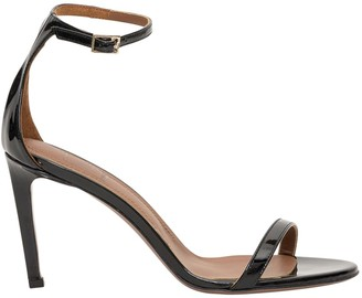 L'Autre Chose Lautre Chose LAutre Chose 85 Mm Heeled Sandals In Patent Leather