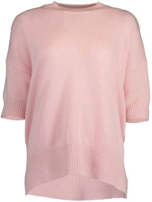 Jil Sander Short Sleeve Sweater