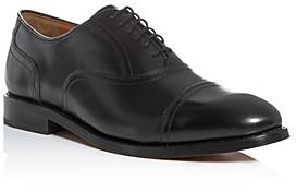 Cole Haan Men's Kneeland Leather Cap-Toe Oxfords