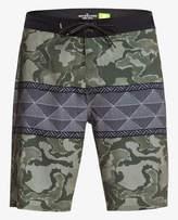 Quiksilver Men's Board Shorts KALAMATA - Kalamata Green High Enforcer Board Shorts - Men & Big