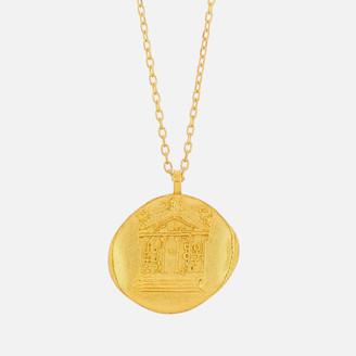 Anni Lu Women's Love Necklace - Gold