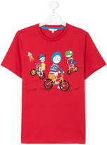 Little Marc Jacobs illustrated T-shirt