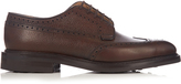 Church's Grafton grained-leather brogues