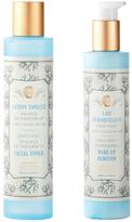 Mediteranean Freshness Makeup remover & Facial Toner Set