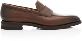 Bally Score Leather Penny Loafers