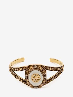 Alexander McQueen Charm Seal Bracelet