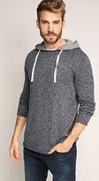 Esprit OUTLET fine knit jumper w hood