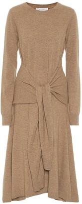 J.W.Anderson Merino wool midi dress