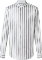 Salvatore Ferragamo classic striped shirt