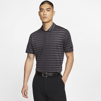 Nike Mens Golf Polo Dri-FIT Tiger Woods