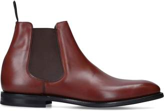 Church's Leather Prenton Chelsea Boots