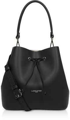 Lancaster Paris Pur & Elements City Top-Handle Bucket Bag