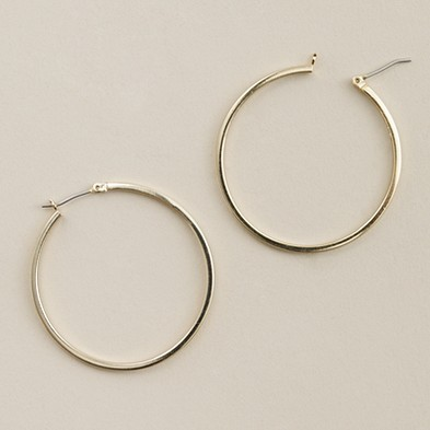 J.Crew Hoop earrings