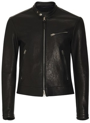 Tom Ford Lambskin biker jacket