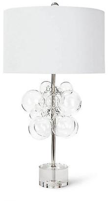 REGINA ANDREW Coastal Living Bubbles Table Lamp - Clear