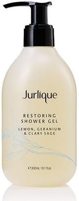 Jurlique Restoring Shower Gel Lemon Geranium And Clary Sage 300Ml