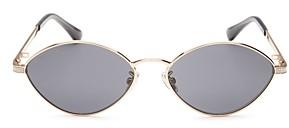 Jimmy Choo Women's Sonny Round Sunglasses, 58mm
