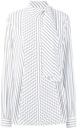 J.W.Anderson Pleated Front Blouse