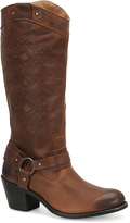 Sonora Rust Harper Leather Cowboy Boot