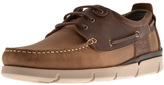Barbour George Boat Shoes Brown