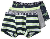 Bonds Boys Trunk 3 Pack