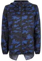 Ivy Park Camo wrap back jacket