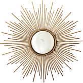 Twos Company Sunburst Plain Wall Mirror