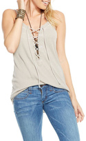 Chaser Lace Up Cami