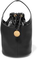 Tom Ford Miranda Leather Bucket Bag - Black