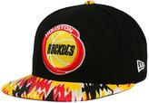 New Era Houston Rockets Zag 9FIFTY Snapback Cap